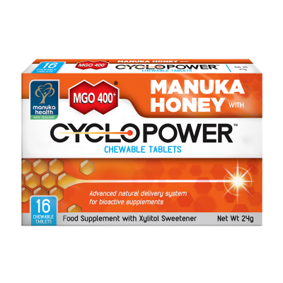 Cyclopower Tabs