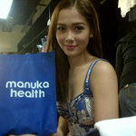 Maja Salvador is using Manuka Health products!