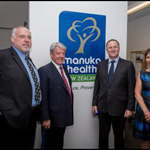 New Zealand Prime Minister Visits Manuka Health's State of the Art Honey Facility