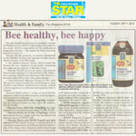 Thank you to Philippine Star for featuring Manuka Health products!