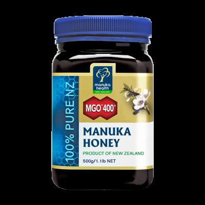 MGO™400+ Manuka Honey (500g)
