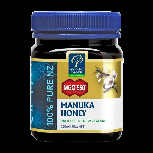 MGO™550+ Manuka Honey (250g)