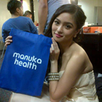 Kim Chiu is using Manuka Health products!