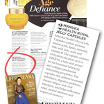 Thank you to Lifestyle Asia for featuring our Royal Jelly capsules!