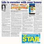 Thanks to Ms. Ching M. Alano for a very informative article about Manuka Health's newest product